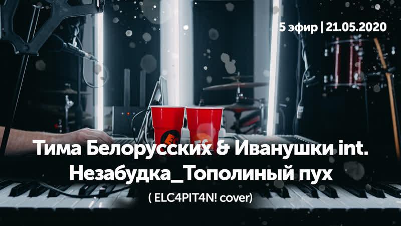 ELCAPITAN Тима Белорусских Иванушки int Незабудка Тополиный пух el cover