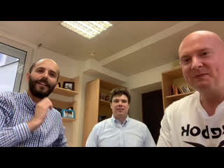 TRT Podcast #12 - Paul Newson, Tom Wiseman and Antoine Marcq on Professional Development and Getting