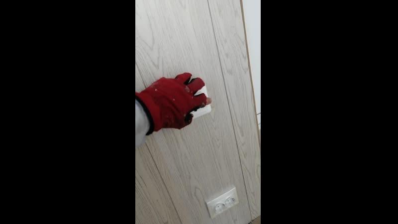 Видео описание утепление и отделки балкона сложного варианта Работы выполнил