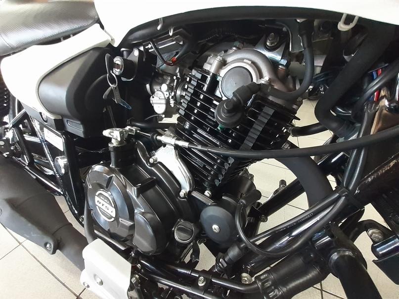 Обзор Мотоцикла BAJAJ Avenger 220 Street, изображение №13