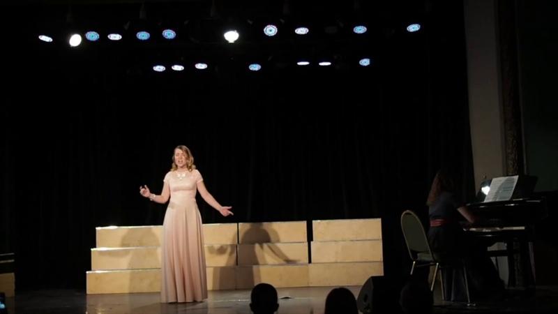 Доницетти - Ария Линды из оперы Линда де Шамуни (Оксана Семухина)