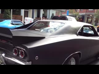 Dodge Charger 1968 года на 2420 л.с