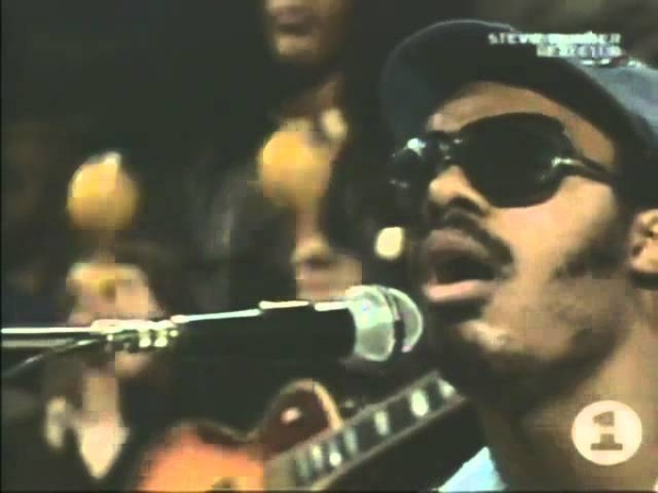 Stevie Wonder live at Musikladen 1974