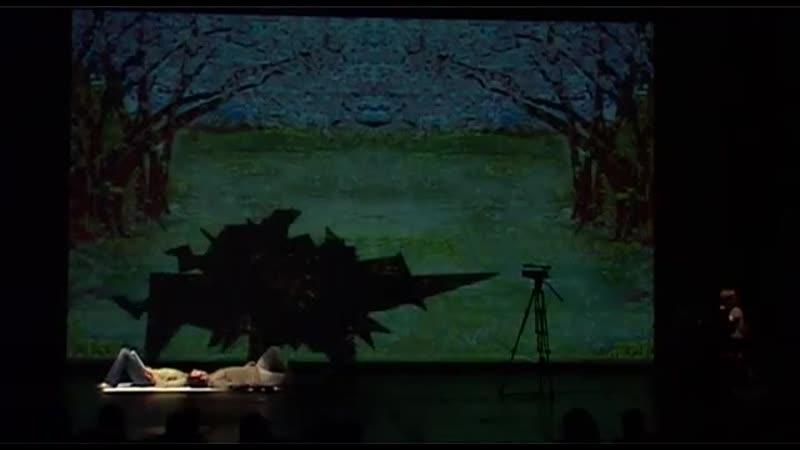 O mie si una de nopti (Teatrul National Cluj-Napoca)(2013)