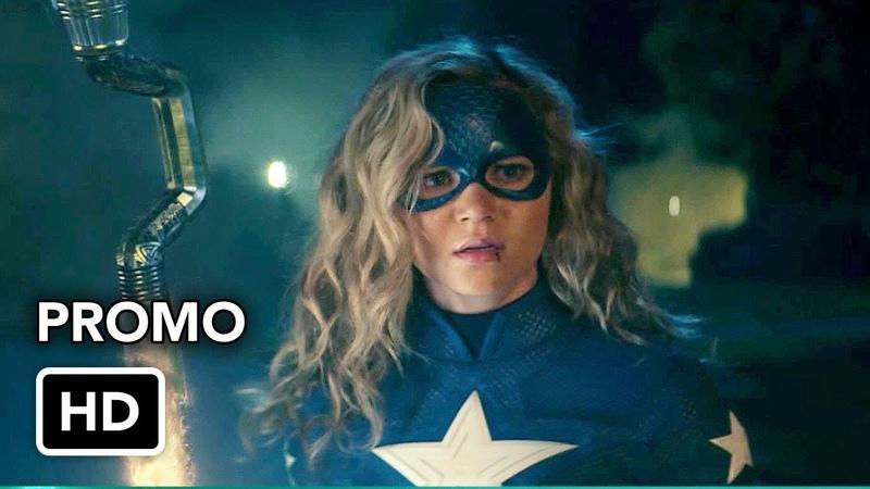 DCs Stargirl 1x08 Promo Shiv Part Two (HD) Brec Bassinger Superhero series