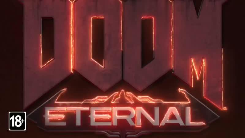 Doom Eternal облик Палача сорвиголовы
