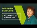 Татьяна Коноплёва Как работают технологии компании DEHolding