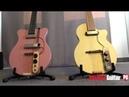 Holy Grail Guitar Show 18 - Schorr Guitars Owl Neptune Demos