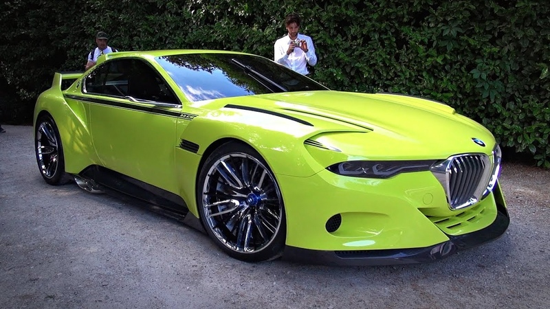 The Most BADASS Concept Cars at Concorso d'Eleganza Villa d'Este *MUST SEE* 😍