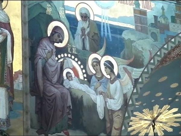 Новоафонский монастырь Абхазия 2006г