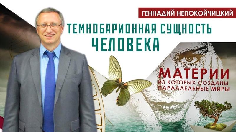 ЛАБИРИНТ Темнобарионная сущность человека Геннадий Непокойчицкий
