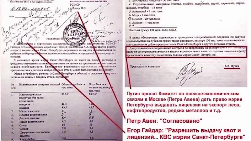Доклад Мюллера Путинизм как он есть 7