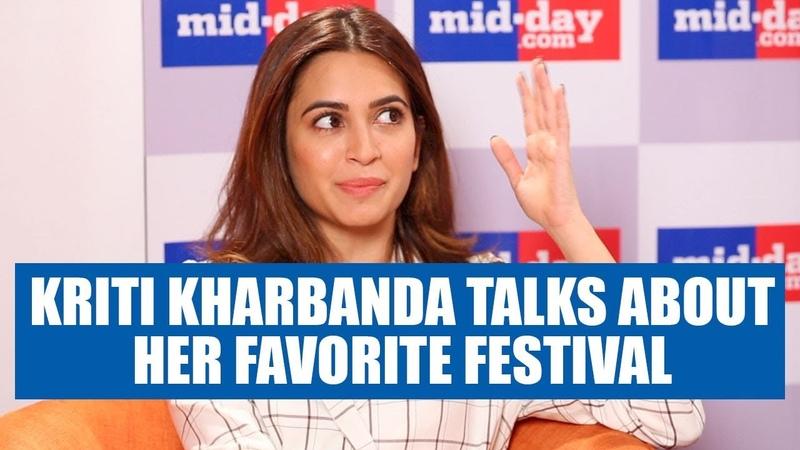 Kriti Kharbanda On Her Struggle To Find A House And Favorite Festival In Mumbai! | Celebrate Mumbai