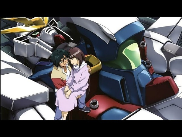 Обзор вселенной Gundam. Часть 15: After War Gundam X