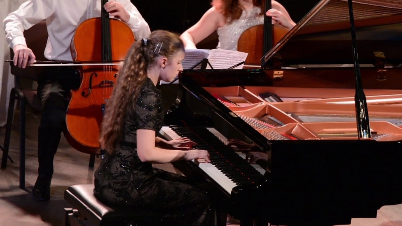 Бах И.С. Концерт №1 для клавира с оркестром d moll, BWV 1052