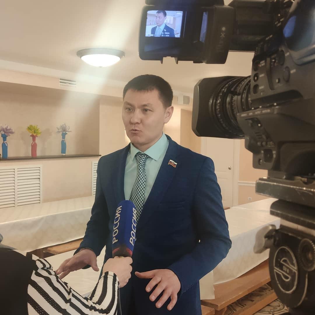 Радик Миниханов Ижевск