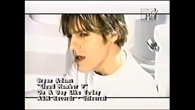 Bryan adams - cloud number 9 mtv bra