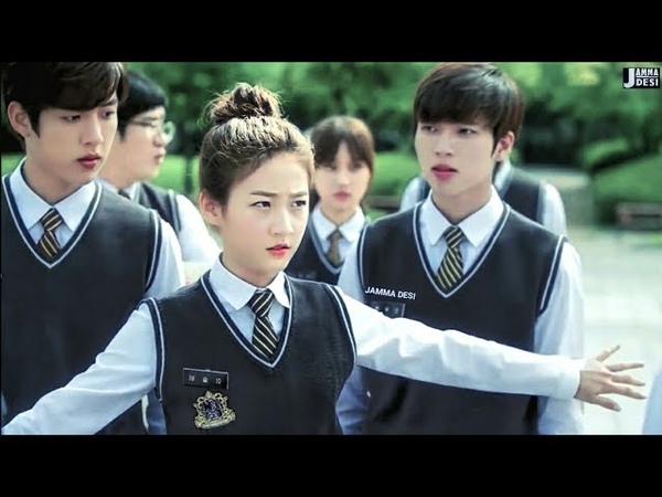 New Korean Mix Hindi Sad Songs 2020 💗 School Love Triangle Love Story Song 💗 Jamma Desi 4
