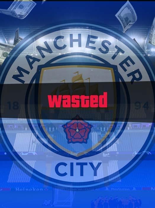 """Задолго до шейхов """"Сити"""" пытался подкупить соперника. В итоге клуб лишился вообще всех игроков"""