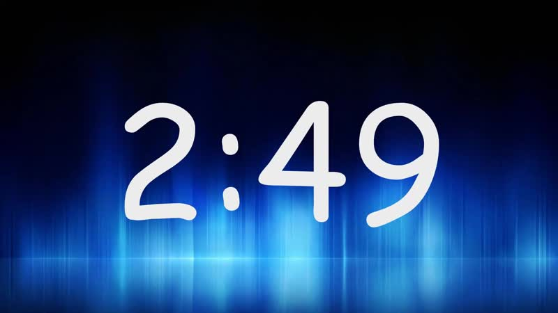 Countdown Timer 5 Minute 52 sec Armenian Duduk Old Folk Song