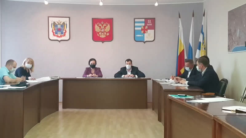 Подсмотрено в Таганрог'е комиссия по ЖКХ