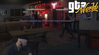 GTA World | Strippers & New Apartment | GTA V RP