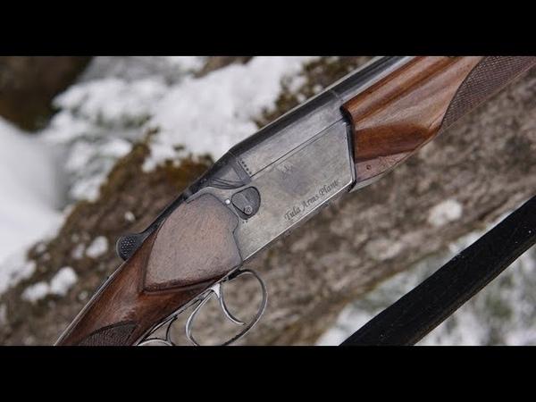 Современное ружье ТОЗ -34. Лучшая вертикалка